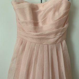 STRAPLESS PROM/BRIDESMAID DRESS